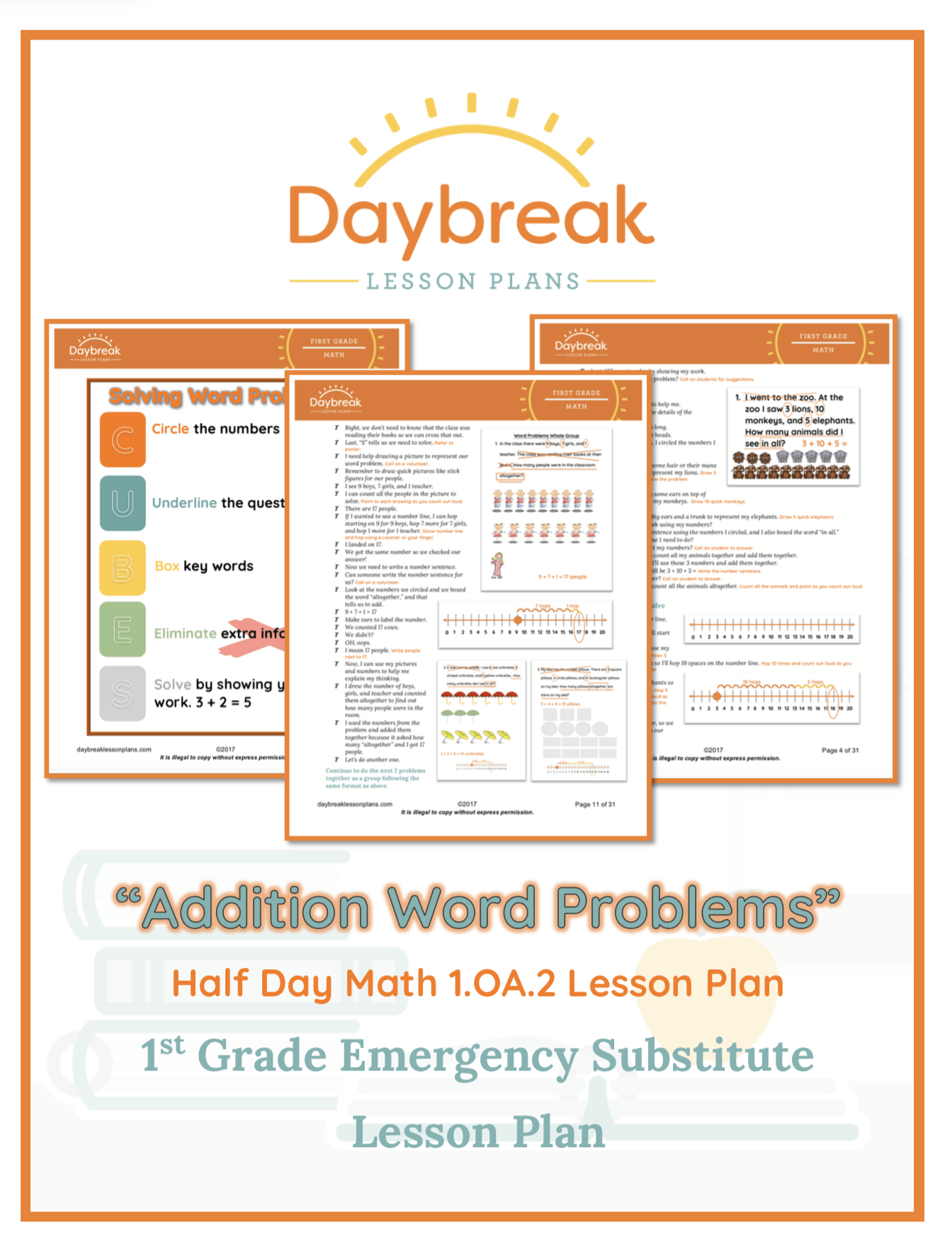 first grade common core lesson plans 1st grade sub plans